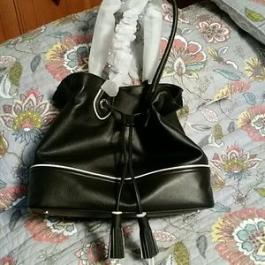 Brand New Cole Hann Leather purse